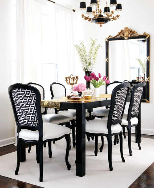 35 Dining Room Decorating Ideas Inspiration: Inspiration Gallery: Dining Rooms