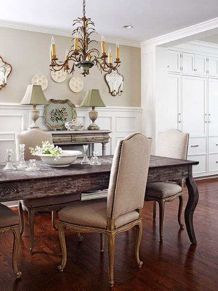Simple Dining Room Color Ideas: Inspiration Gallery: Dining Rooms
