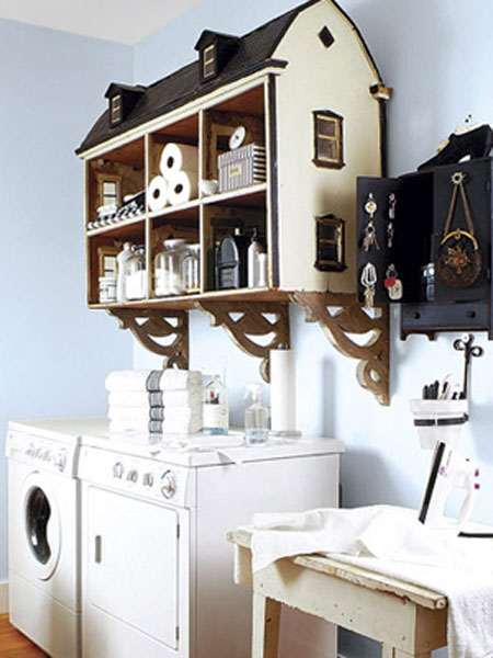 Creative diy and nifty storage solutions - Home decorating ideas clever and wacky solutions ...