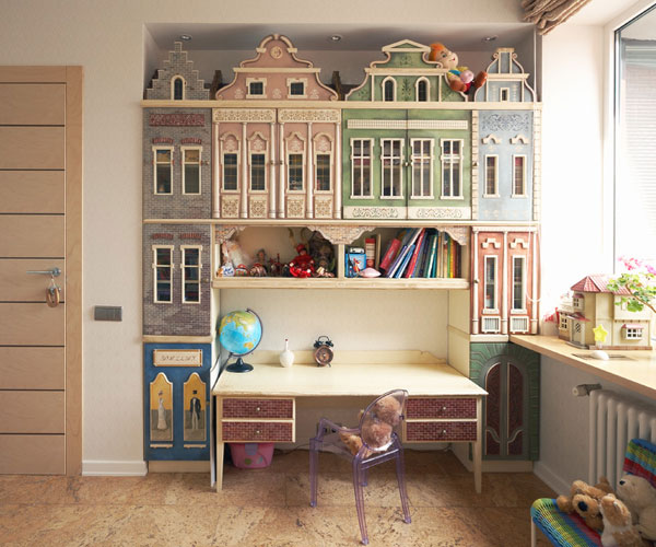 Handcrafted & Hand-Painted Children's Furniture The Decorating Files