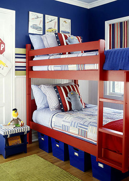7 cool decorating ideas for a boy 39 s bedroom the for Bedroom ideas for boys