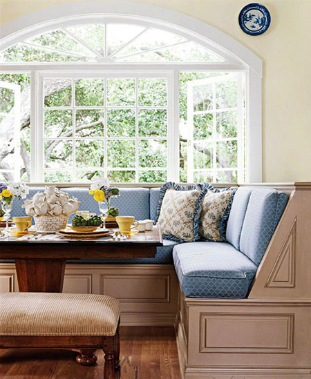 Kitchen Corner Seating Ideas: Beautiful Banquettes: 16 Ideas That Will Inspire You
