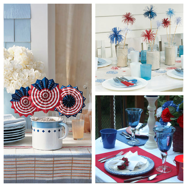 16 Ideas for Your 4th of July Party - The Decorating Files