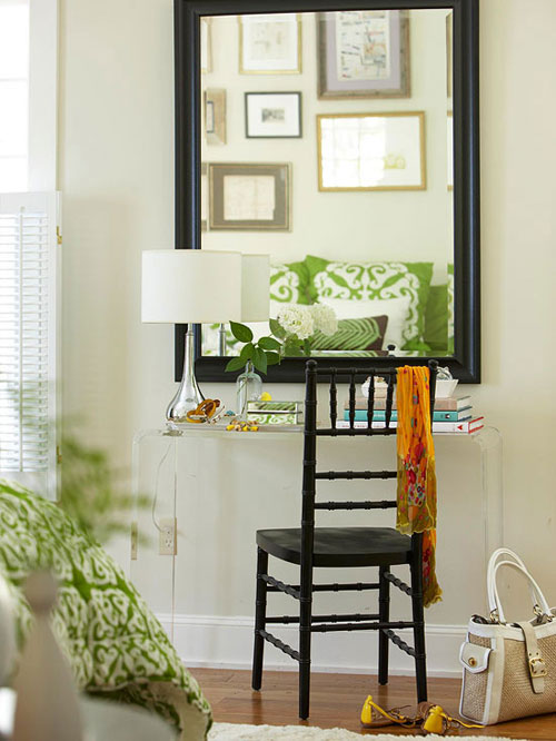 Decorating With Mirrors Ideas