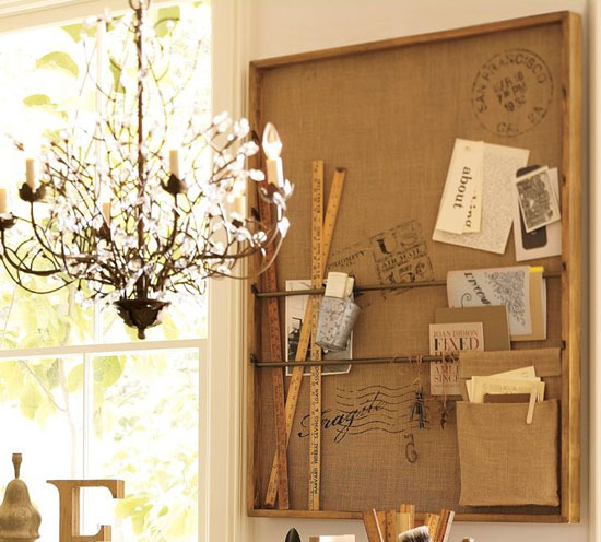 15 Ways To Decorate With Burlap
