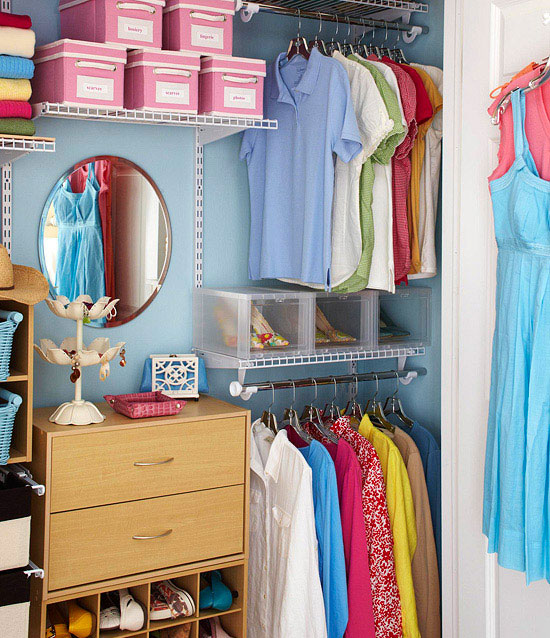 Beautifuldesignns best closet organization systems for How to organize your walk in closet