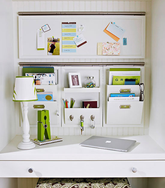 5 tips for organizing that help keep the clutter away - How to keep your desk organized ...