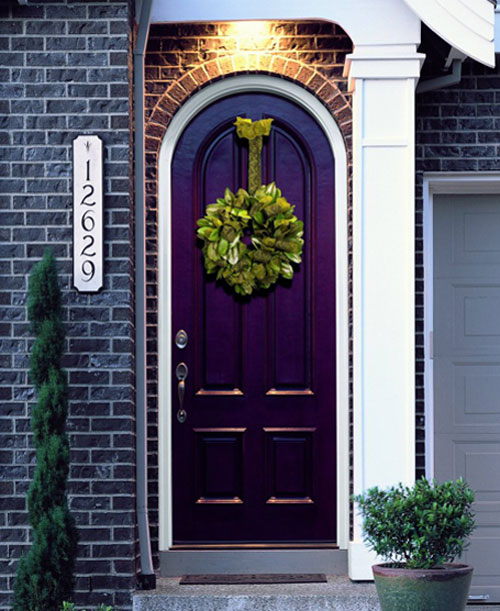 8 Fabulous Colors For Front Doors For A Stand Out Entry