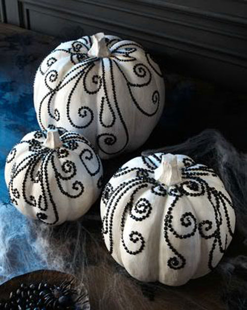 Pumpkin Decorating Ideas Without All the Carving!