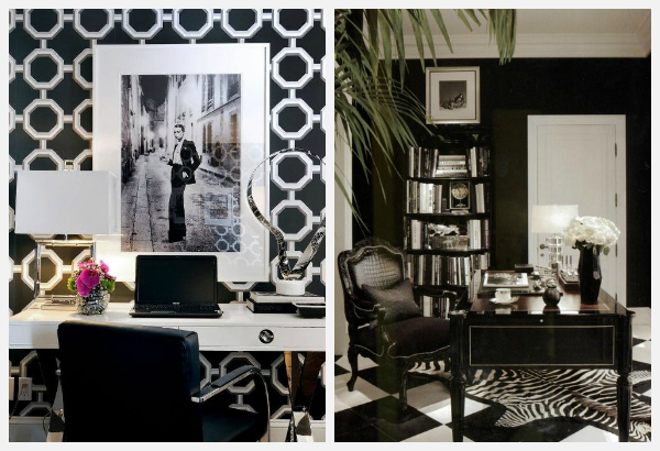 Decorating With Black And White Ideas For Every Room