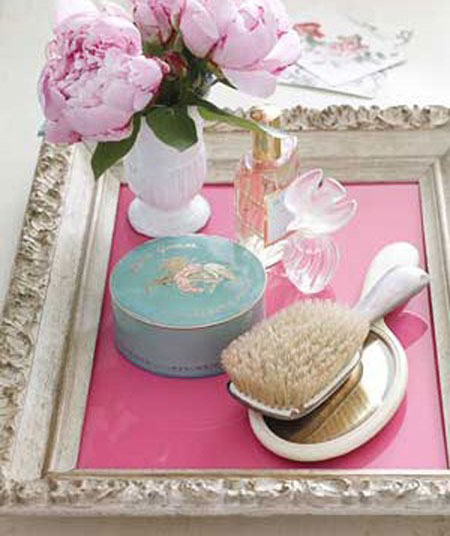 Easy Home Decorating With Trays: DIY Ideas For The Home: It's All About Repurposing