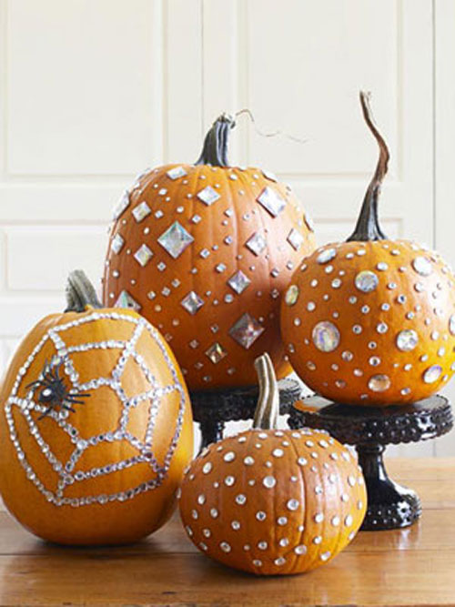 Pumpkin Decorating Ideas Without All The Carving