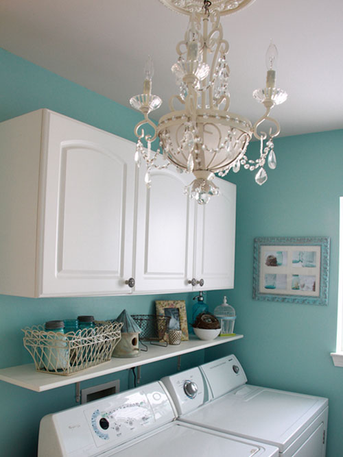 Laundry room ideas budget friendly and easy to do for Utility room ideas