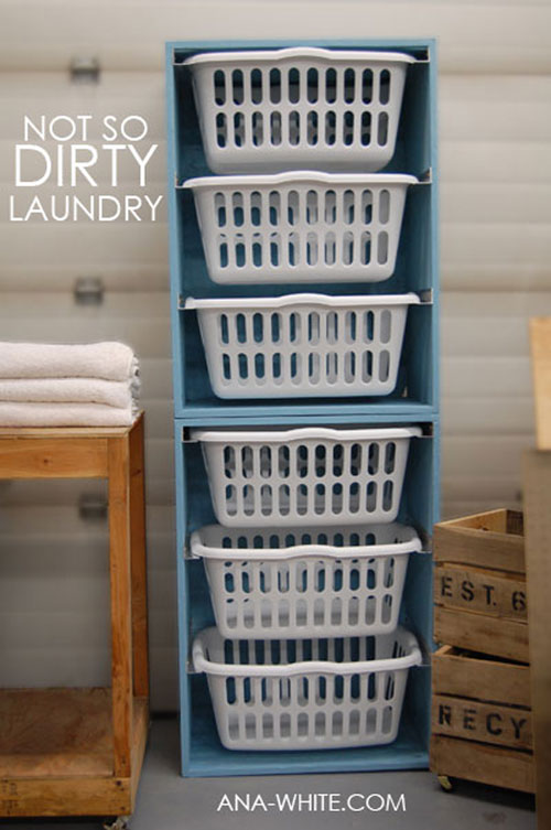Laundry Room Ideas - Budget-Friendly and Easy to Do - Laundry Room Floor Ideas