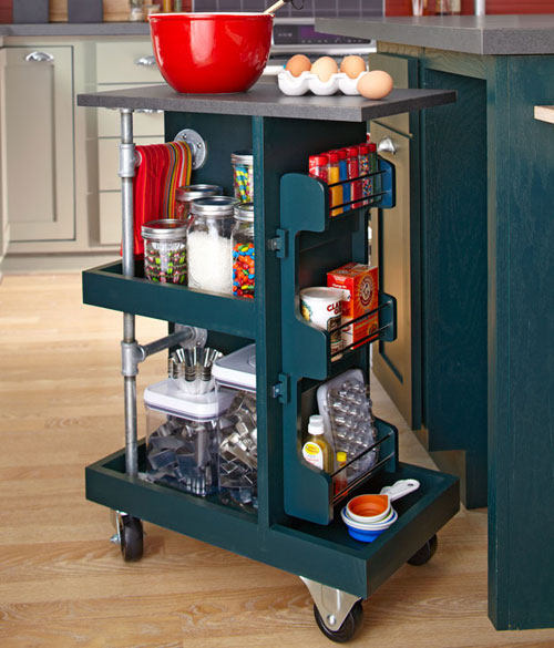 Kitchen Storage Ideas That Are Easy And Affordable