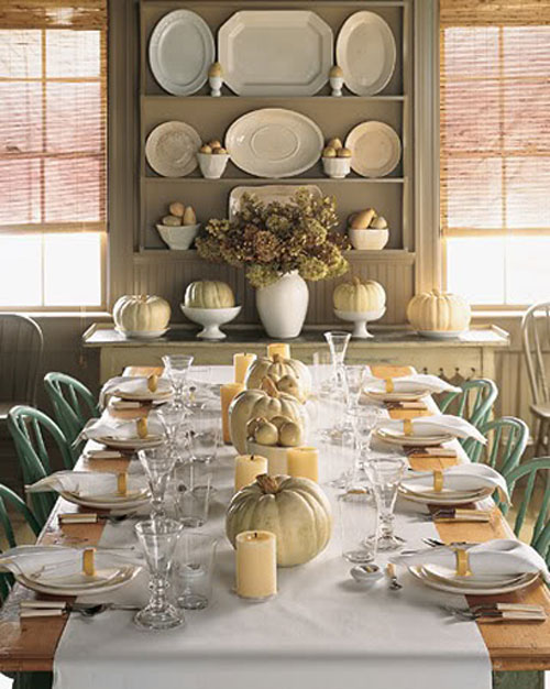 Autumn Table Setting Ideas 362 best fall tablescapes images on pinterest Fall Table Setting Ideas This Table Setting Is Beautiful In Its Simplicity White Linens Autumn