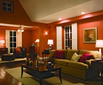 Types of Home Lighting: A successful plan consists of three fundamental layers or types of home lighting. By including each layer in a room, you can be sure that it is properly illuminated.