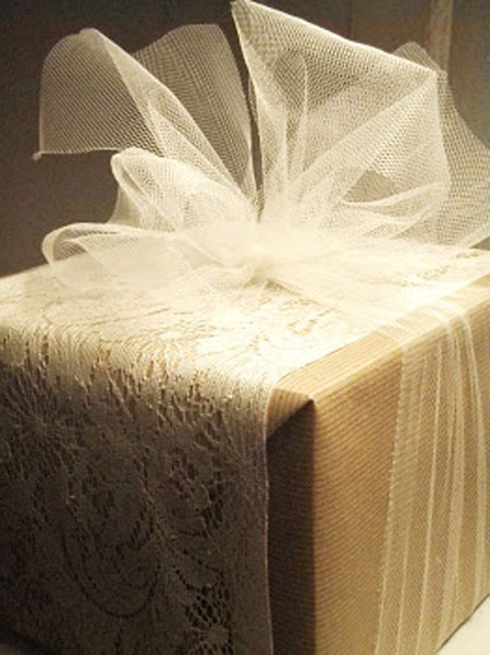 How To Wrap A Wedding Gift Box : Christmas Gift Wrapping Ideas That Are Fun and Fabulous