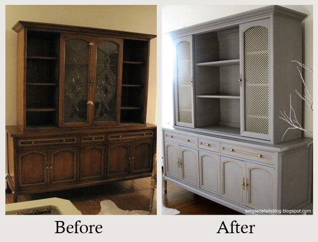 Furniture Makeovers The Amazing Power Of Paint