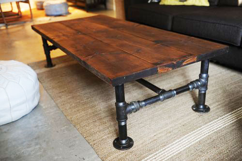 Ideas Making Your Own Coffee Table