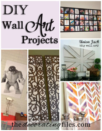 DIY Wall Art: Thrifty Thursday #