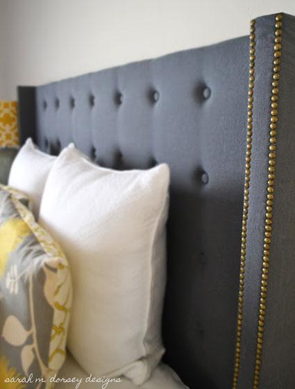 diy upholstered wingback headboard diy headboards creative ideas for your home