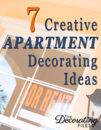 7 Creative Apartment Decorating Ideas