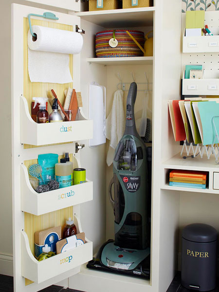 Charmant Vacuum Cleaner Storage Closet Photos