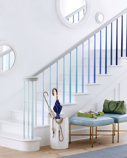 Decorating A Staircase Ideas Inspiration: Staircase Ideas: Creative Ways To Add Style