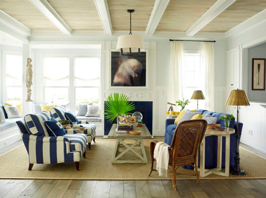 Small Beach House Decorating Ideas Coastal Design Rooms That Bring You Closer To The Ocean