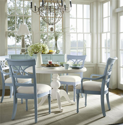 Decorating Styles: American Coastal Style