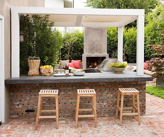 Outdoor Kitchen Design Tips 25 Inspiring Photos
