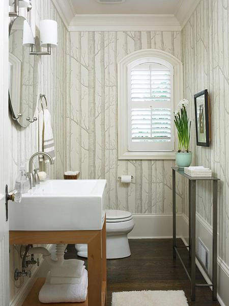 Powder Baths And Half Baths 10 Fabulous Design Ideas