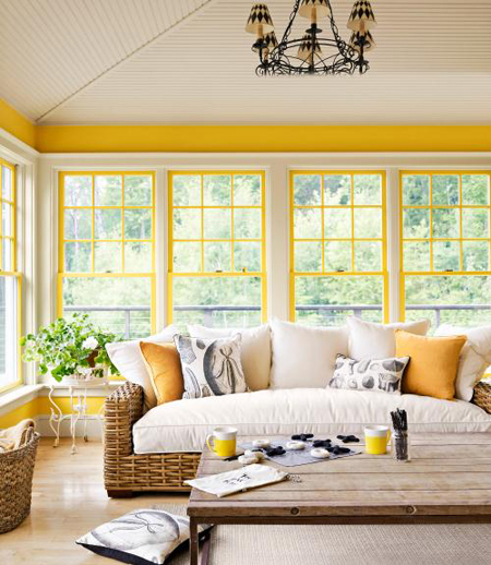 Sun Room Storage Ideas: Sunroom Decorating Ideas: 11 Gorgeous Rooms