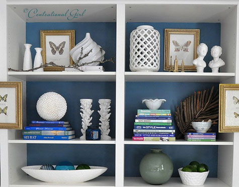 decorating bookshelves 12 helpful tips amp ideas