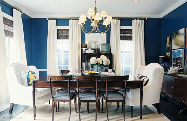 Blue Dining Room: 12 Ideas for Inspiration