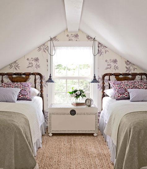 One room two beds ideas to make it fabulous for Small room with two beds