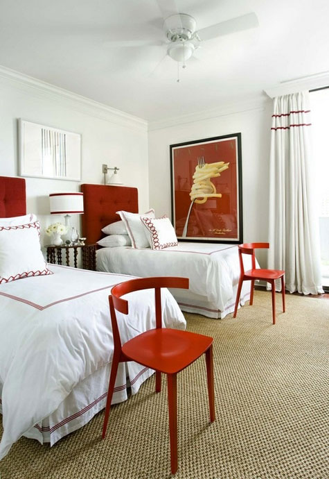 One Room Two Beds Ideas To Make It Fabulous