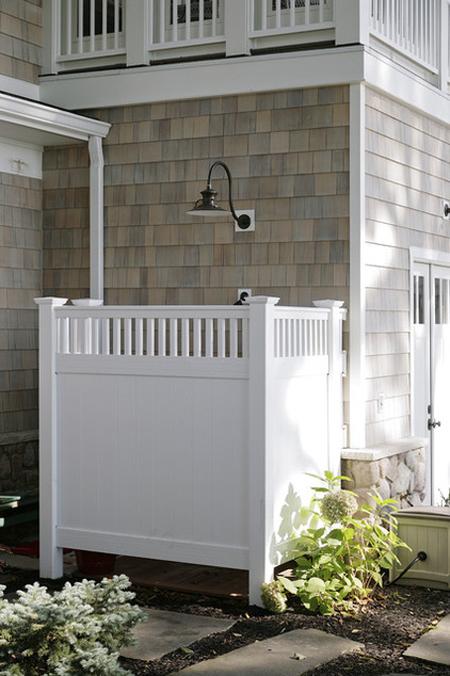 Outdoor Showers Fun Ideas For Fresh Air Clean