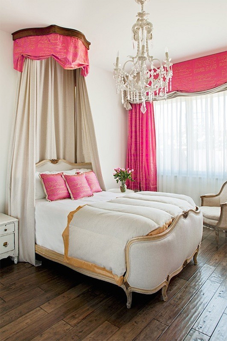 Princess Rooms Glamour For Any Age