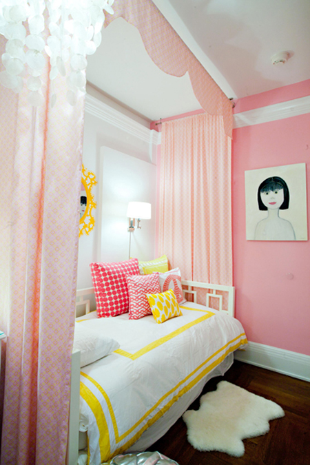 Princess Rooms: Glamour For Any Age | Decorating Files | DecoratingFiles.com
