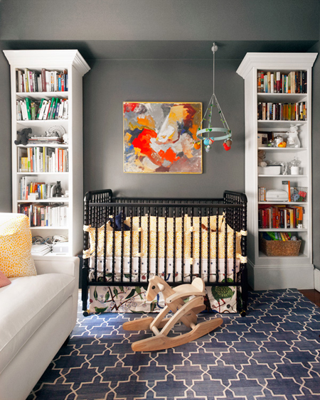 10 Gender Neutral Nursery Decorating Ideas | Decorating Files | decoratingfiles.com