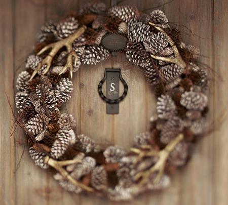 10 Fresh And Creative Christmas Wreath Ideas