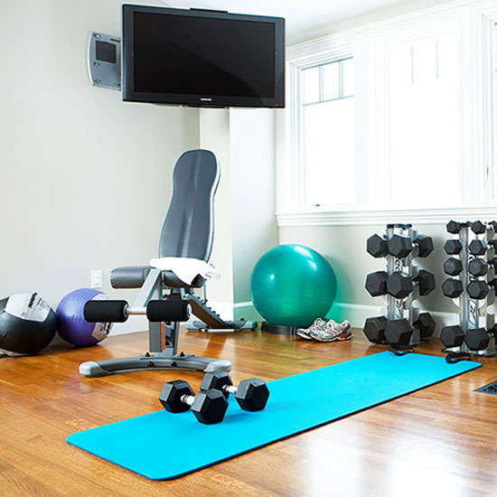 Home Gym Design Ideas: Loft Space: 10 Great Ideas For How To Use It
