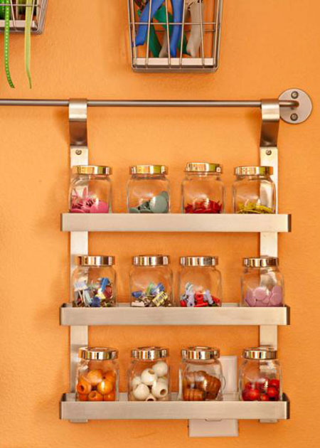 Organizing Sewing Supplies 20 Super Simple Ideas
