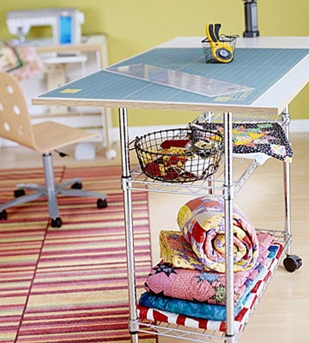 Organizing sewing supplies 20 super simple ideas for Sewing and craft supplies