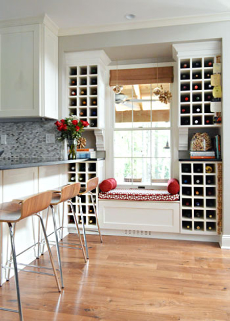 Wine Nooks 10 Creative Ideas For Storing Wine