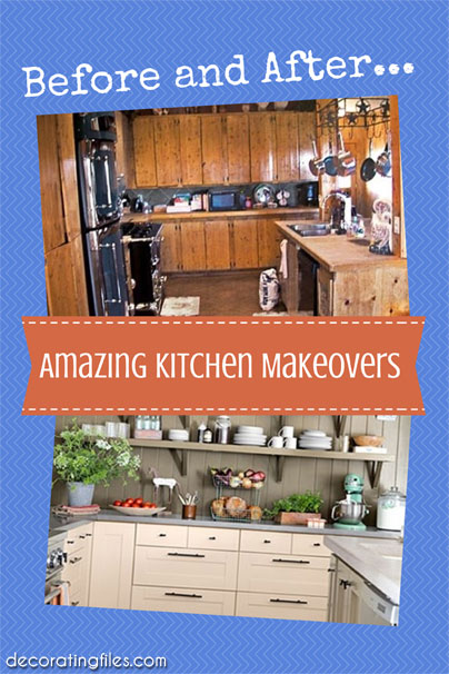 Kitchen Before After Photos: 8 Amazing Makeovers