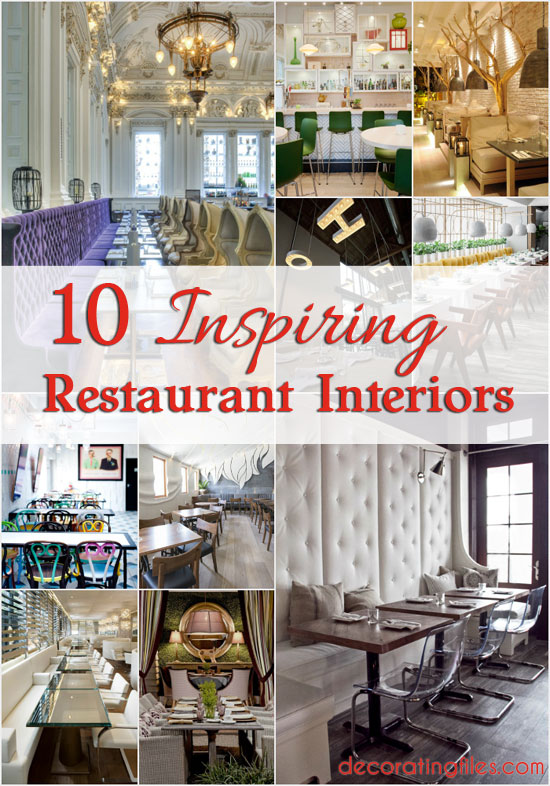 Delicious Interiors With Natural Materials And Gorgeous: Delicious Dining Spaces: Inspiring Restaurant Interiors
