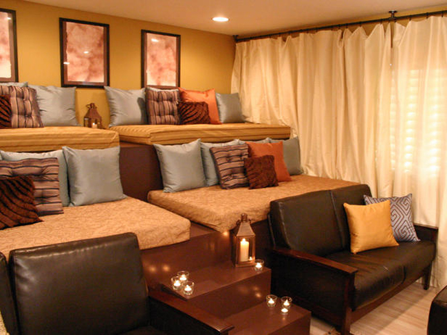 ... Theater Room Ideas besides Home Theater Room Seating. on home theater